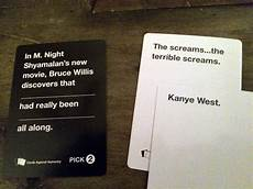 Example Of Cards Against Humanity Best Cards Against Humanity Answers I Am Bored