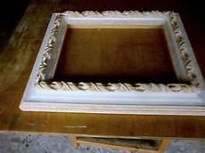 realizzare una cornice www medippolito crea cornice barocco dorata