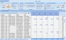 Expenditure Tracker Online Expense Tracker Software Microsoft Excel Template