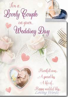 Wedding Greetings Words Lovely Couple Wedding Greeting Cards By Loving Words