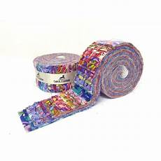 100 cotton jelly rolls patterned patchwork strips craft