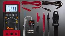 Power Probe Chart Power Probe 3 And Digital Multimeter Kit Youtube