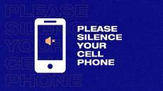 Silence Your Cell Phone Please Silence Your Cell Phone Sunday Social