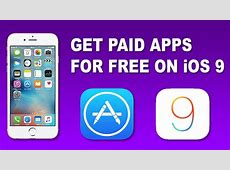 Get PAID Apps for FREE on iOS 9  9.3.5/10 WITHOUT