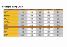 Gotcha Wetsuit Size Chart Wetsuit Size Charts For All Known Brands 360guide