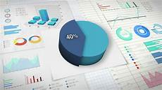 40 Pie Chart 40 Percent Pie Chart With Stock Footage Video 100