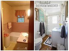 beautiful cottage style bathroom makeover my blessed