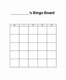 Bingo Card Template Microsoft Word Word Bingo Template 12 Free Word Documents Download