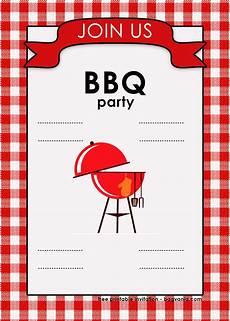 Printable Invitations At Home Free Backyard Bbq Invitation Templates Free Printable