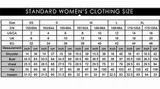 Japanese Clothing Size Chart Sizing Guide Romper Nation