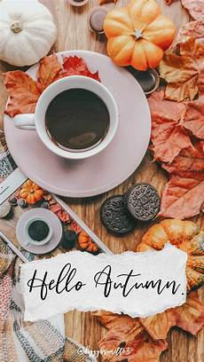 Fall Wallpaper Iphone Coffee by Free Phone Wallpapers September Edition Dizzybrunette