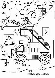 Ausmalbilder Feuerwehr Kinder Malvorlage Feuerwehr Kostenlose Ausmalbilder