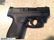 Smith And Wesson M P Shield 9mm Light Armslist For Sale Smith Amp Wesson M Amp P Shield 9mm With