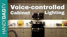smart cabinet lighting