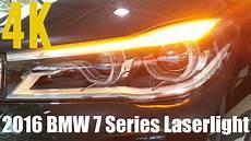 Bmw Light Price New 2016 Bmw 7 Series Led Laserlight 4k Youtube