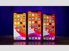 iPhone 11, 11 Pro y 11 Pro Max: Los celulares de Apple en