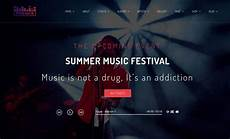 Music Html5 Template 50 Music Templates And Themes In Html