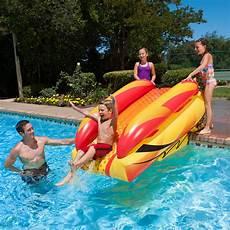 Floating Slide Poolmaster Launch Slide Inflatable Water Slides Splash