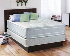 the sensation plush eurotop king size mattress and box
