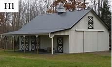 Custom Equine Design Barns Post Frame Horse Barns Gallery Conestoga Buildings