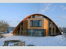 Crossways Eco Arch house   Greenlivingpedia, a wiki on green living, building and energy