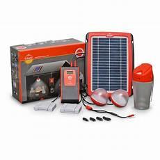 Kirloskar Solar Home Lighting System D Light D20 Solar Powered Home Lighting System 582900