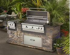 outdoor island kitchen outdoor kitchens fireplaces island the fireplace