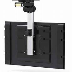 arrowmounts folding ceiling cabinet tv mount for 13