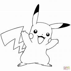 Malvorlagen Pikachu Coloring Pages Pikachu Part 6 Free Resource