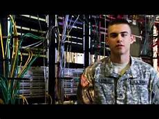 25b Mos Mos 25u Signal Support Systems Specialist Youtube