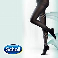 Scholl Light Legs Compression Tights Light Legs Compression Tights 60 Den Black Scholl Uk