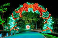 How Long Is Callaway Gardens In Lights Vote In Lights Best Botanical Garden Holiday