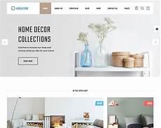 Interior Design Website Templates 20 Eye Catching Interior Design Website Templates 2019