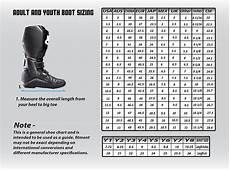 Fox Jeans Size Chart Fox Boots Sizing Chart Mxstore Help