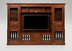 robinson glass door media center media cabinets