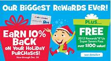 Reward Chart Toys R Us Toys R Us Rewards Quot R Quot Us Membership Earn 10 Back Through