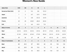 American Rag Size Chart Women S 7 Ways To Get Your Size Right Your Correct Size Is The