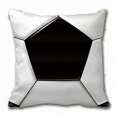 cool soccer pattern for him and throw pillow