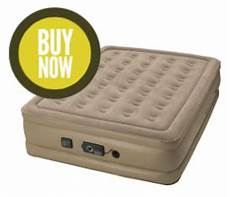 coleman queencot with airbed review the sleep judge
