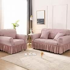 Fundas Sofa 3d Image by L Ddyx Funda De Sof 225 Con Falda 3d Enrejado De Burbujas