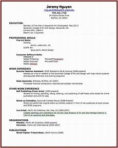 How To Do Your Cv Online Curriculum Vitae Decoration Laboite Cv Fr