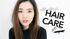 hair care korean hair care routine