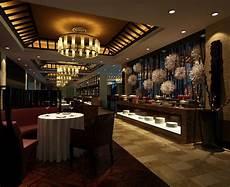 Buffet Restaurant Interior Design Restaurant Interior Buffet Style 3d Model Max Cgtrader
