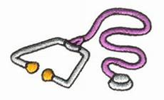 Stethoscope Designs Pinnacle Embroidery Patterns Embroidery Design