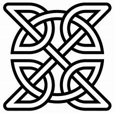 Welsh Celtic Designs File Celtic Knot Insquare Svg Wikimedia Commons