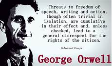 Orwell Essays Some Of George Orwell S Most Startling Quotes With Artwork