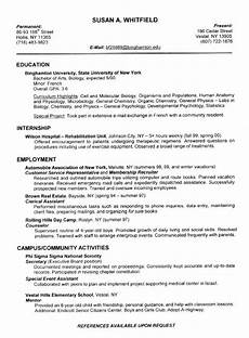 A Sample Of A Good Resume Want To Download Resume Samples
