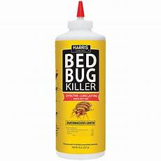 harris hde 8 egg bed bug diatomaceous earth powder insect