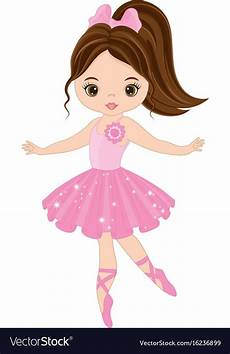 ballerina royalty free vector image