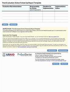 Project Follow Up Template Excel 6 Project Follow Up Template Excel Excel Templates